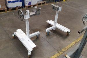 Mobile Montageböcke: ausgeklügelte ergonomische Handlingssysteme für die Industrie