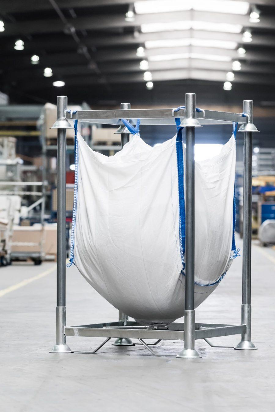 Lastenheft für Big Bag Gestell